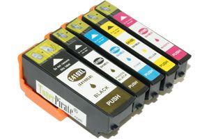 Epson T410XL Black & Color High Yield Ink Cartridge Set XP-530 XP-830