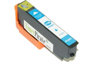 Epson T410XL220 #410XL Cyan Compatible High Yield Ink Cartridge