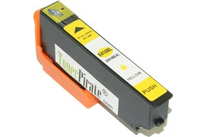 Epson T410XL420 #410XL Yellow Compatible High Yield Ink Cartridge