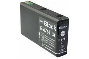 Epson T676XL120 676 Black Compatible Ink Cartridge WP-4010 4090 4520