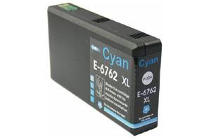 Epson T676XL220 676 Cyan Compatible Ink Cartridge WP-4010 4090 4520