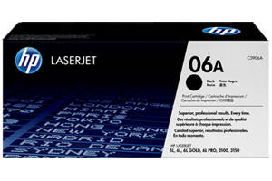 HP C3906A [OEM] Genuine Toner Cartridge for LaserJet 5L 6L 3100