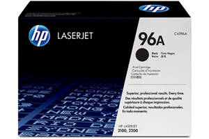 HP C4096A [OEM] Genuine Toner Cartridge for LaserJet 2000 2100 2200