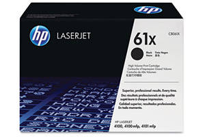 HP C8061X / 61X [OEM] New Genuine Laser Toner for LaserJet 4100 4101