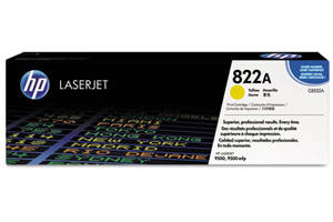 HP C8552A [OEM] Genuine Yellow Toner Cartridge for LaserJet 9500 9500n