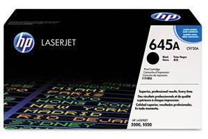HP C9730A 645A [OEM] Genuine Black Toner Cartridge LaserJet 5500 5550