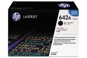 HP CB400A [OEM] Genuine Black Toner Cartridge for LaserJet CP4005
