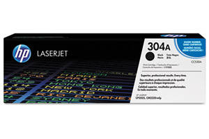 HP CC530A Black [OEM] Genuine Toner Cartridge for CP2025 CM2320