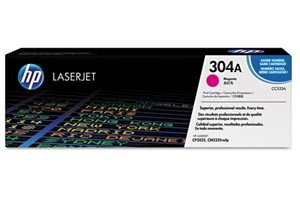HP CC533A Magenta [OEM] Genuine Toner Cartridge for CP2025 CM2320