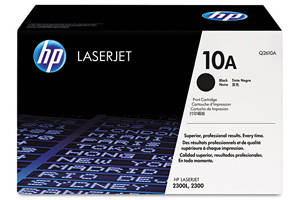 HP Q2610A / 10A [OEM] Genuine Toner Cartridge for LaserJet 2300 2300DN