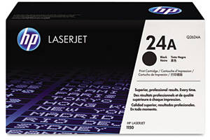 HP Q2624A / 24A [OEM] Genuine Toner Cartridge for LaserJet 1150