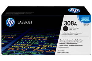 HP Q2670A [OEM] Genuine Black Toner for LaserJet 3500 3550