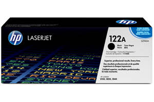 HP Q3960A [OEM] Genuine Black Toner Cartridge for LaserJet 2550 2800