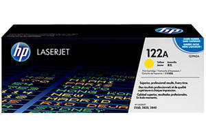 HP Q3962A [OEM] Genuine Yellow Toner Cartridge for LaserJet 2550 2800