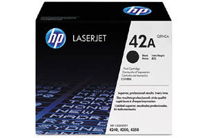 HP Q5942A / 42A [OEM] Genuine Toner Cartridge for LaserJet 4250 4350