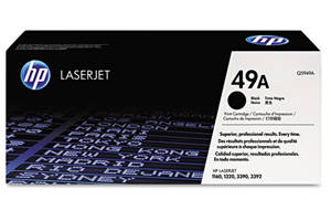 HP Q5949A / 49A [OEM] Genuine Toner Cartridge for LaserJet 1160 1320