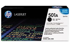 HP Q6470A [OEM] Genuine Black Toner Cartridge for LaserJet 3600 3800