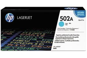 HP Q6471A [OEM] Genuine Cyan Toner Cartridge for LaserJet 3600 3600N