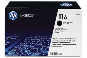 HP Q6511A / 11A [OEM] Genuine Toner Cartridge for LaserJet 2410 2420