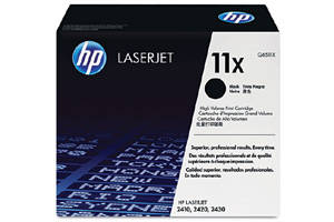 HP Q6511X / 11X [OEM] Genuine Toner Cartridge for LaserJet 2410 2420