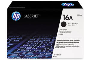 HP Q7516A / 16A [OEM] Genuine Toner Cartridge for LaserJet 5200 5200TN