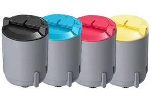 CLP-300 Black & Color Compatible Toner Set for Samsung CLP-300 CLP-300N Printer