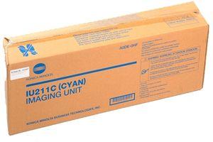 Konica Minolta IU211C Cyan OEM Genuine Drum Unit Bizhub for C203 C253