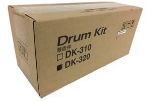 Kyocera Mita DK-320 [OEM] Genuine Imaging Drum Unit for FS-3920DN