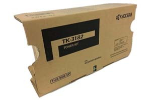 Kyocera Mita TK-3182 [OEM] Genuine Toner Cartridge for ECOSYS P3055dn