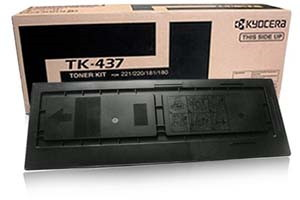 Kyocera Mita TK-437 [OEM] Genuine Toner Cartridge TASKalfa 180 221