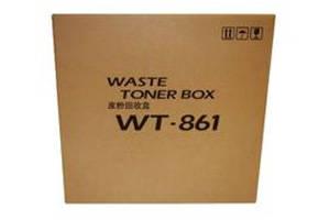 Kyocera Mita WT-861 OEM Genuine Waste Toner Receptacle