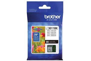 Brother LC3011BK Black OEM Genuine Ink Cartridge For MFC-J491DW