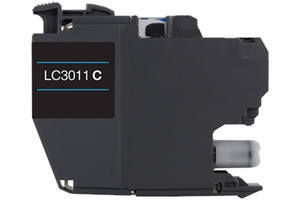 Brother LC3011C Cyan Compatible Ink Cartridge for MFC-J491DW