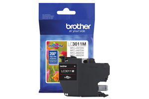 Brother LC3011M Magenta OEM Genuine Ink Cartridge For MFC-J491DW