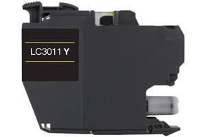 Brother LC3011Y Yellow  Compatible Ink Cartridge for MFC-J491DW