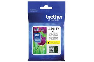 Brother LC3013Y Yellow OEM Genuine Ink Cartridge For MFC-J491DW
