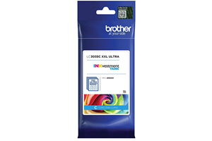 Brother LC3035C Cyan OEM Genuine Ink Cartridge for MFC-J995DW XL