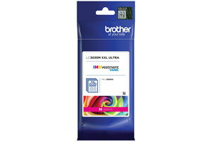 Brother LC3035M Magenta OEM Genuine Ink Cartridge for MFC-J995DW XL