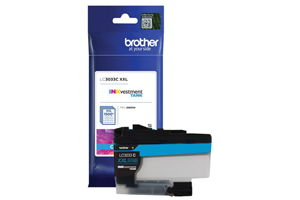 Brother LC3037C Cyan OEM Genuine Ink Cartridge for MFC-J5845DW XL