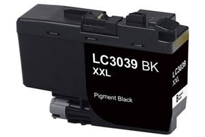 Brother LC3039BK Black Compatible High Yield Ink Cartridge