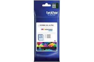 Brother LC3039BK Black OEM Genuine Ink Cartridge for MFC-J5845DW XL