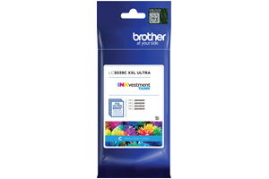 Brother LC3039C Cyan OEM Genuine Ink Cartridge for MFC-J5845DW XL