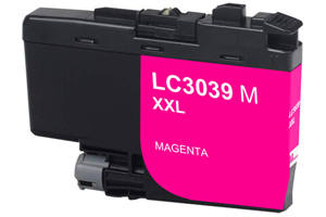 Brother LC3039M Magenta Compatible High Yield Ink Cartridge
