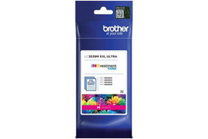 Brother LC3039M Magenta OEM Genuine Ink Cartridge for MFC-J5845DW XL