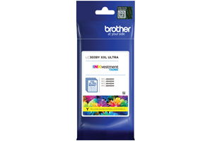 Brother LC3039Y Yellow OEM Genuine Ink Cartridge for MFC-J5845DW XL