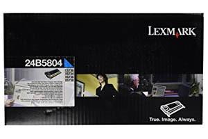 Lexmark 24B5804 Cyan [OEM] Genuine Toner Cartridge for CS736DN XS748de