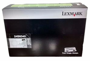 Lexmark 24B6040 Genuine OEM Black Drum Unit 60K Yield