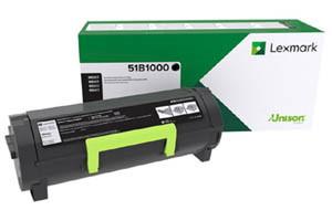 Lexmark 51B1000 Black [OEM] Genuine Toner Cartridge for MS317dn MX317