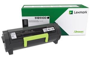 Lexmark 51B1H00 Black [OEM] Genuine 8.5K Yield Toner Cartridge MS417dn