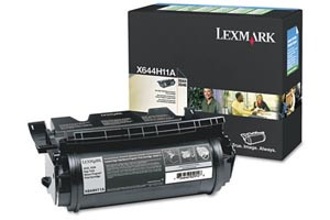 Lexmark X644H11A [OEM] Genuine 21K Yield Toner Cartridge X642 X644